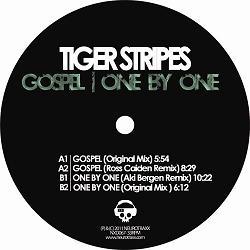 "Tiger Stripes/GOSPEL - ONE BY ONE 12"""