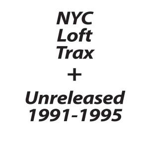 "Various/NYC LOFT TRAX VOL 1 12"""