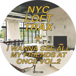 Various/NYC LOFT TRAX VOL 8 12""