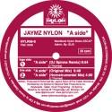 """Jaymz Nylon/A SIDE (DJ SPINNA MIX) 12"""""""