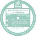"Jaymz Nylon/TO BE IN LOVE DAZ-I-KUE 12"""