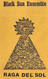 Black Sun Ensemble/RAGA DEL SOL 1987 LP
