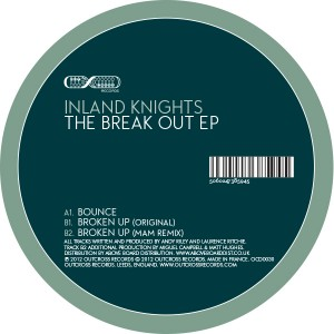 """Inland Knights/BREAK OUT EP 12"""""""