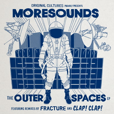 """Moresounds/THE OUTER SPACES EP 12"""""""