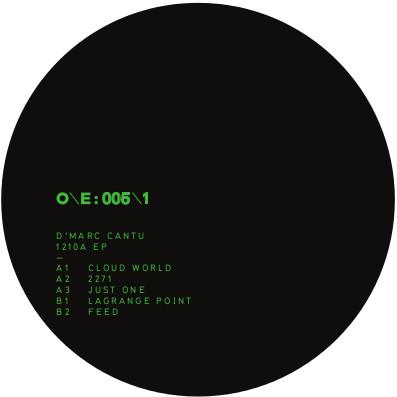 "D'Marc Cantu/1210A EP 12"" + 10"""