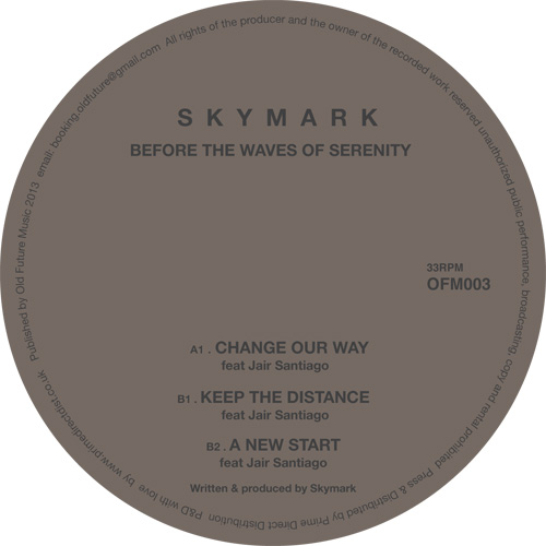 Skymark/BEFORE THE WAVES OF SERENITY 12""