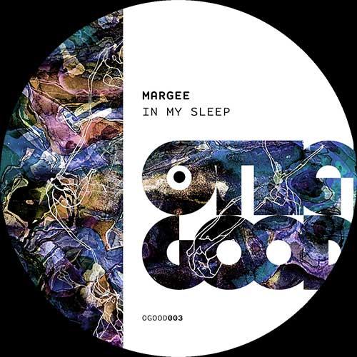 "Margee/IN MY SLEEP (DJ NATURE REMIX) 12"""