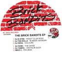 """Various/BRICK BANDITS EP 12"""""""