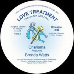 "Charisma/LOVE TREATMENT 12"""