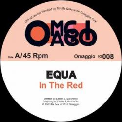Equa/IN THE RED 12""