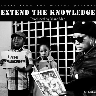 Marc Mac/EXTEND THE KNOWLEDGE DCD