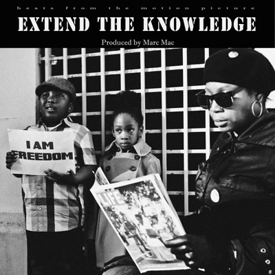 Marc Mac/EXTEND THE KNOWLEDGE LP