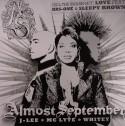 "Almost September/ALMOST SEPTEMBER EP 12"""