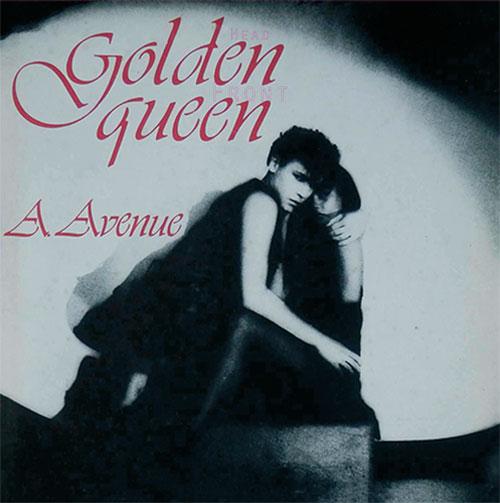 """A. Avenue/GOLDEN QUEEN (I-ROBOTS RX) 12"""""""