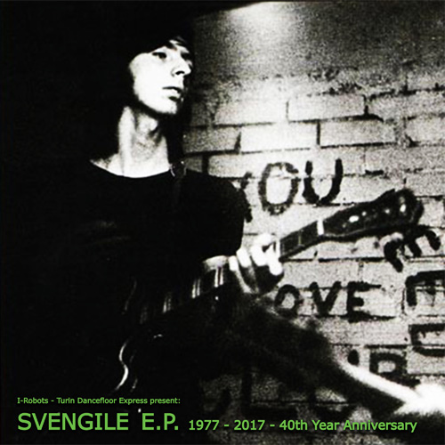 "Various/SVENGILE EP 1977 - 2017 12"""