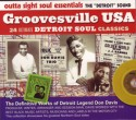 Various/GROOVESVILLE USA  CD