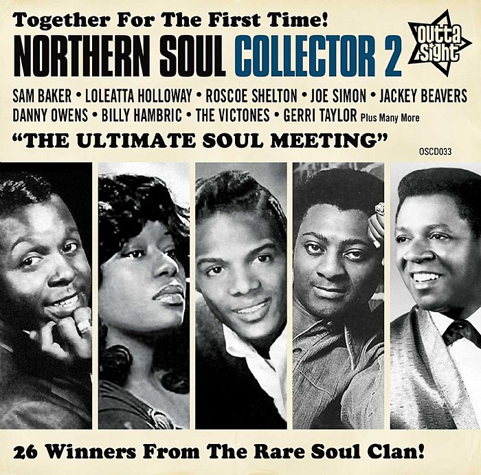Various/NORTHERN SOUL COLLECTOR 2 CD