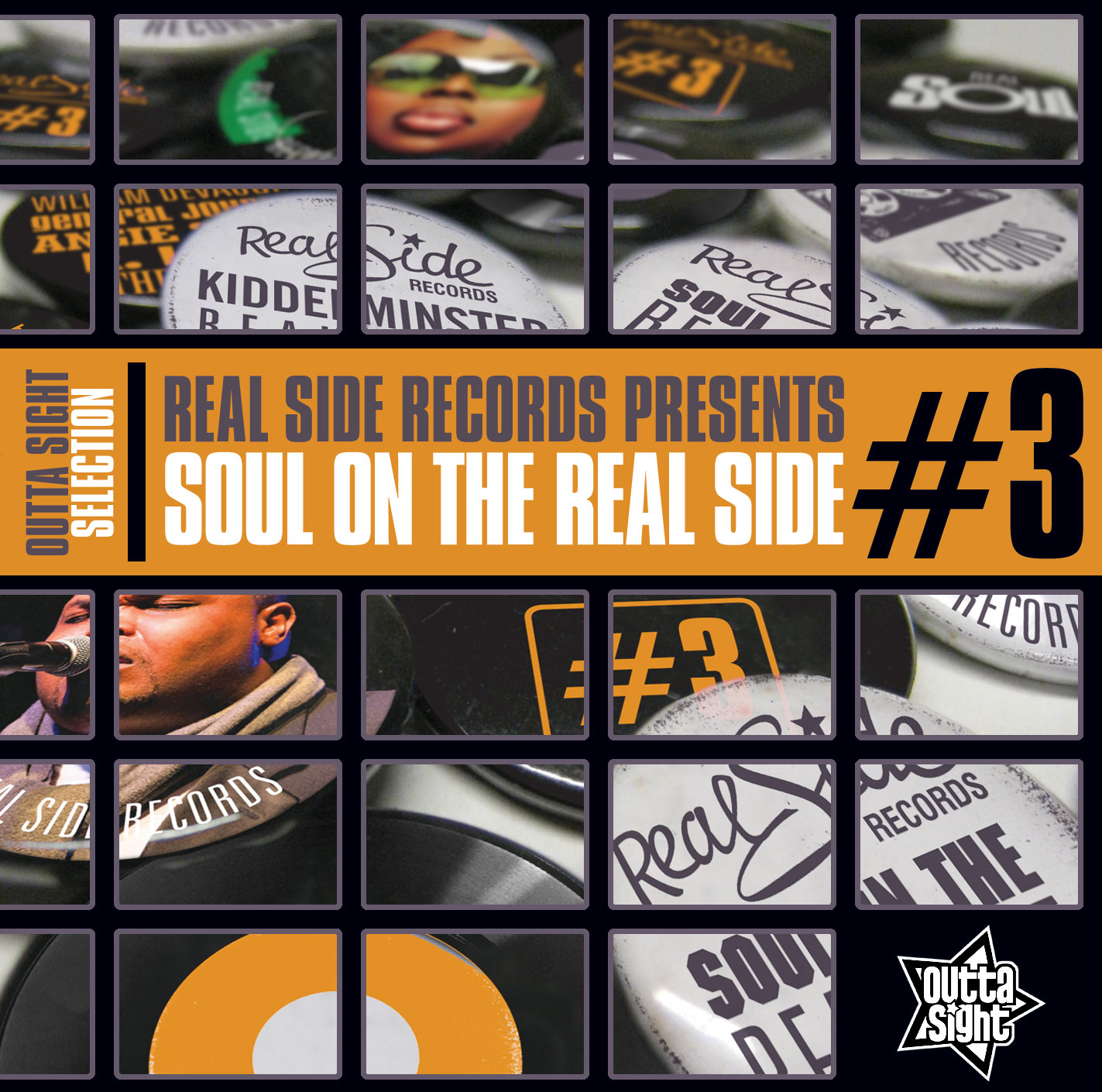 Various/SOUL ON THE REAL SIDE #3 CD