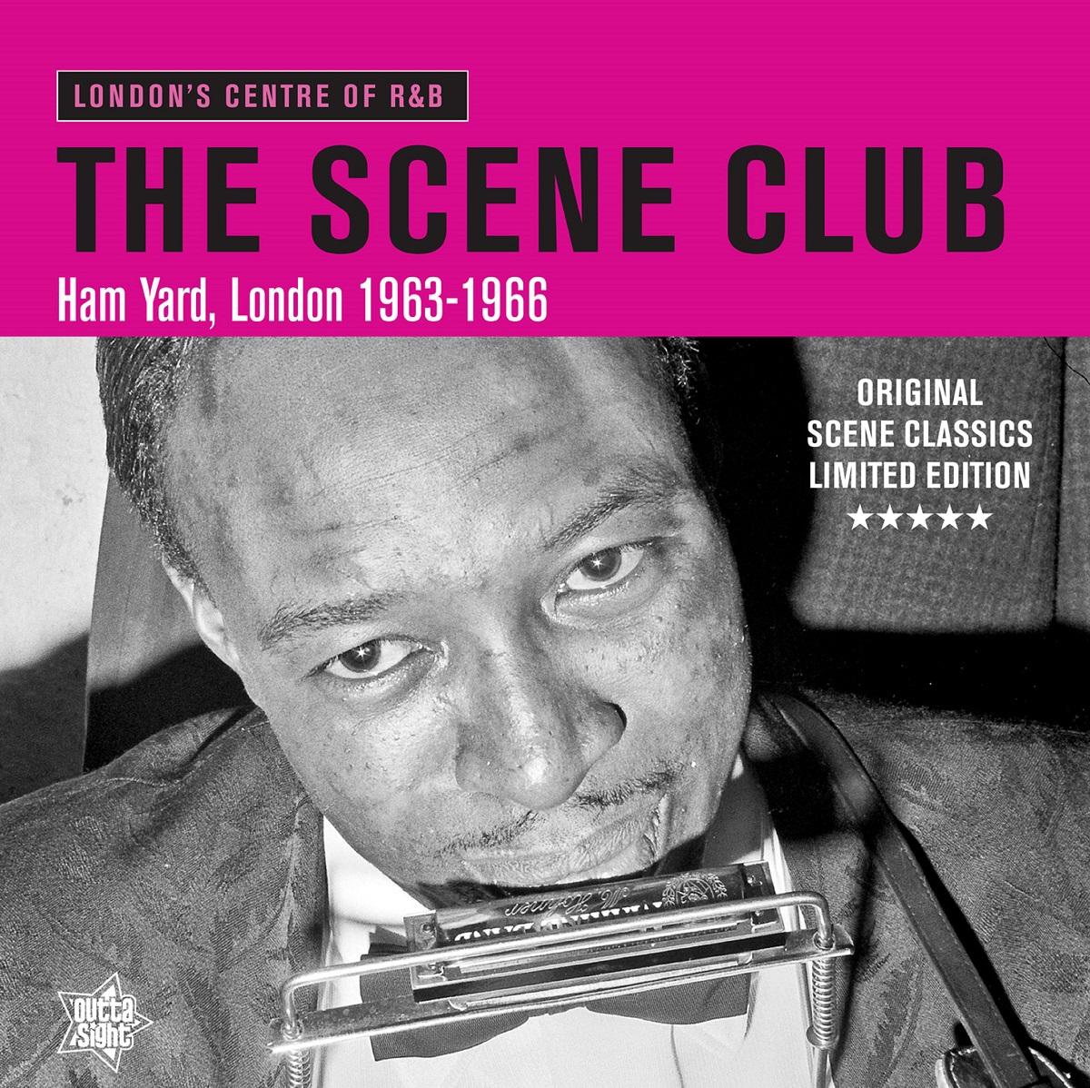 Northern Soul/SCENE CLUB (1963-66) LP