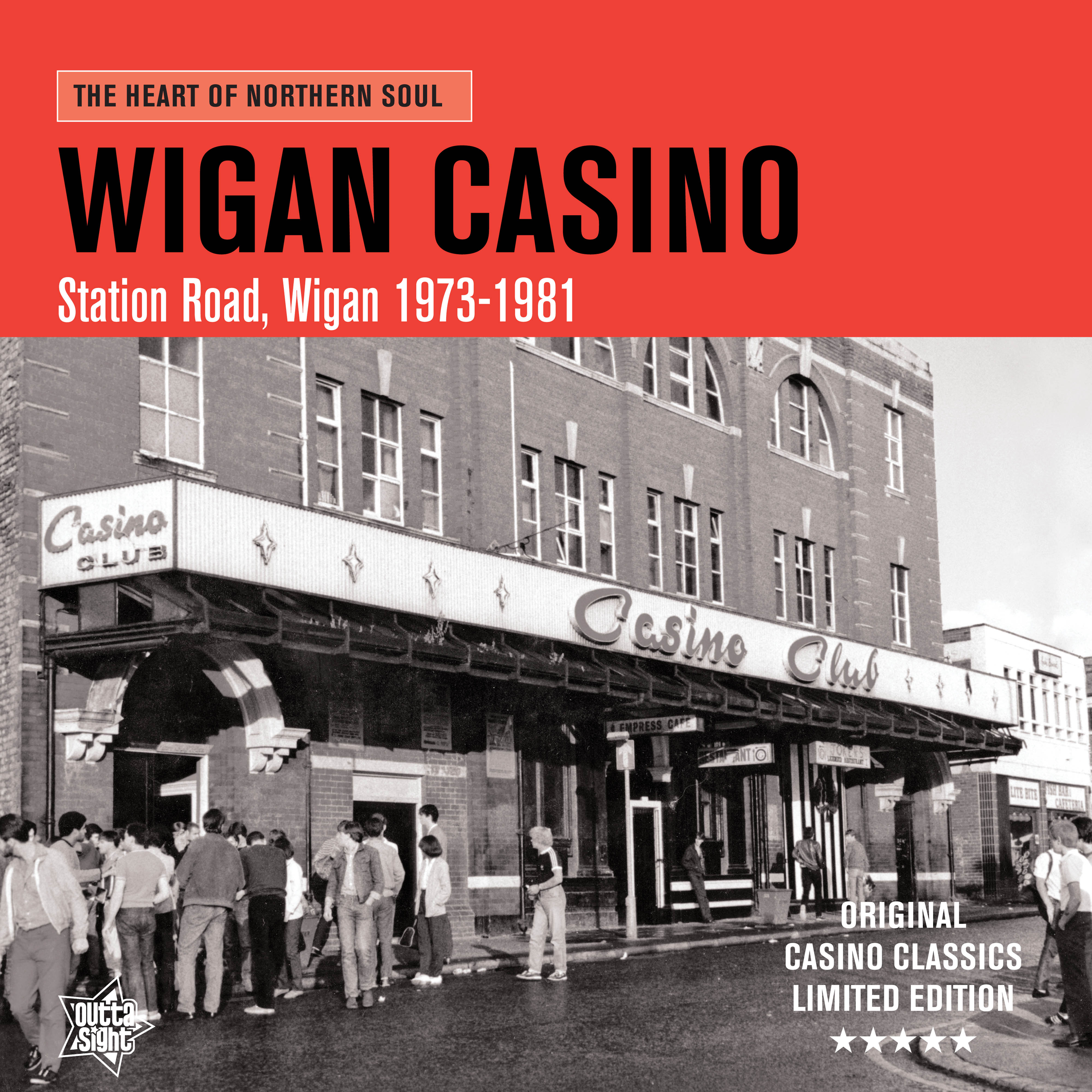 Northern Soul/WIGAN CASINO (1973-81) LP