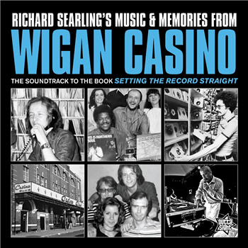Northern Soul/WIGAN CASINO SOUNDTRACK LP