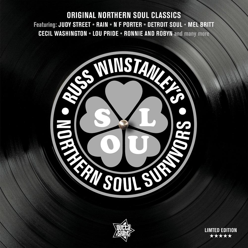 Northern Soul/SOUL SURVIVORS (73-81) LP