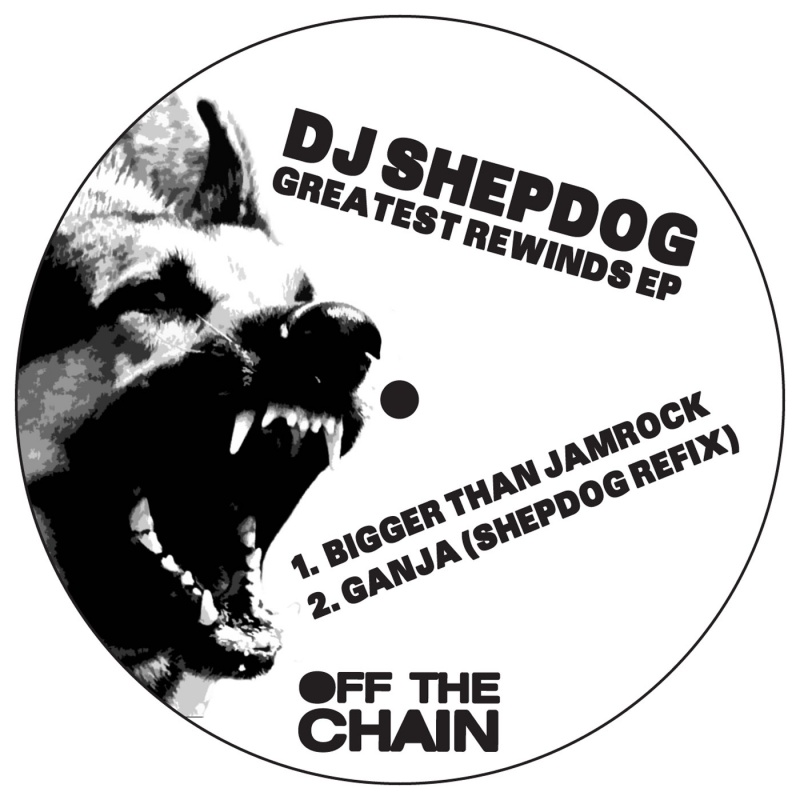 DJ Shepdog/GREATEST REWINDS EP 12""
