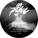 "Runaway/FIRE BELOW-COSMO VITELLI 12"""
