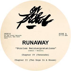 "Runaway/STORIES REINTERPRETATIONS 12"""
