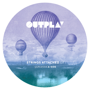 Various/STRINGS ATTACHED EP 12""