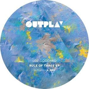 "Loz Goddard/RULE OF THREE EP 12"""