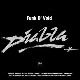 """Funk D'Void/DIABLA (METRIK REMIX) 12"""""""