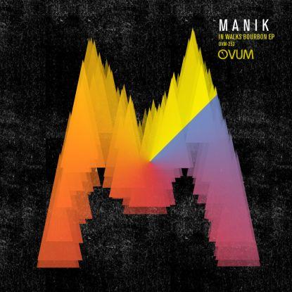 "Manik/IN WALKS BOURBON EP 12"""