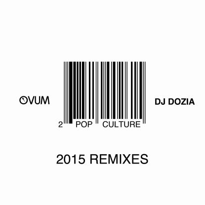 DJ Dozia/POP CULTURE REMIXES PART 1 12""