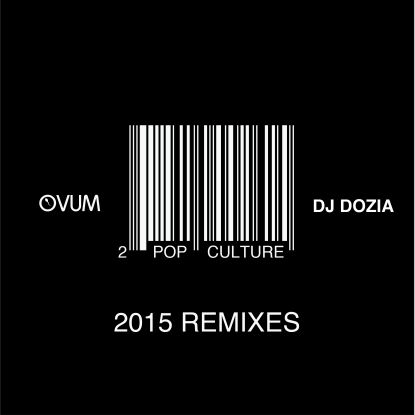 DJ Dozia/POP CULTURE REMIXES PART 2 12""