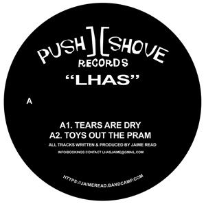 """LHAS/TEARS ARE DRY 12"""""""