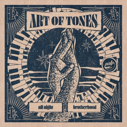 "Art Of Tones/ALL NIGHT BROTHERHOOD 12"""