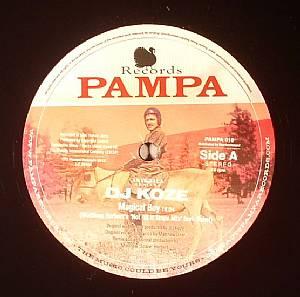 """DJ Koze/AMYGDALA MATTHEW HERBERT RMX 12"""""""