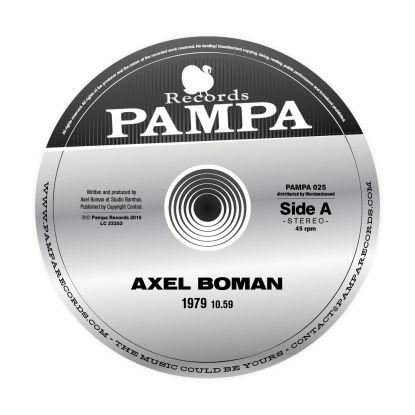 "Axel Boman/1979 12"""
