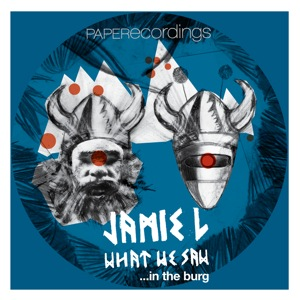 """Jamie L/WHAT WE SAW IN THE BURG 12"""""""