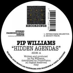 """Pip Williams/HIDDEN AGENDAS EP 12"""""""