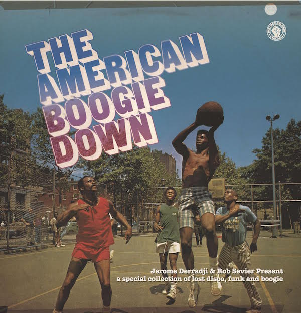 Various/AMERICAN BOOGIE DOWN DLP
