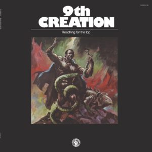 9th Creation/REACHING FOR THE TOP LP