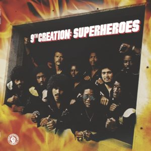 9th Creation/SUPERHEROES LP