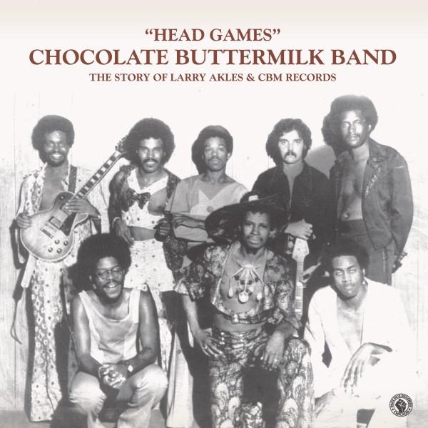 Chocolate Buttermilk Band/HEAD GAMES DLP