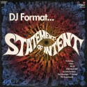 DJ Format/STATEMENT OF INTENT CD