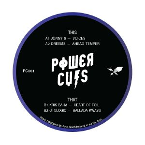 "Various/POWER CUTS #1 12"""
