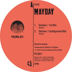 """Mayday/SINISTER 12"""""""