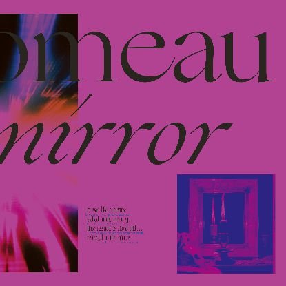 """Fort Romeau/THE MIRROR 12"""""""