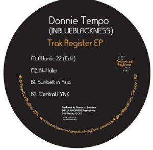 "Donnie Tempo/TRAK REGISTER EP 12"""